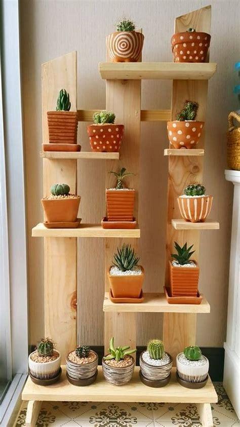 Muebles de palet para decorar con plantas – I Love Palets