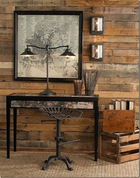 Muebles de palets - Forrar paredes de interior | ideas ...