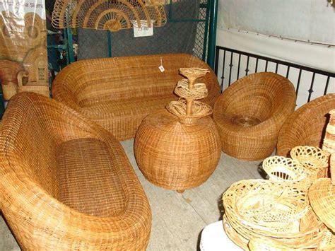 Muebles de: Ratán y Mimbre, artesanías de Tacolapa Tabasco ...