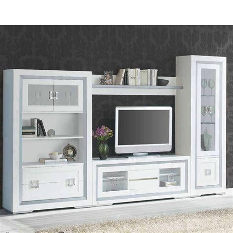 Muebles de Salón Comedor con Vitrina Baja y mueble Tv