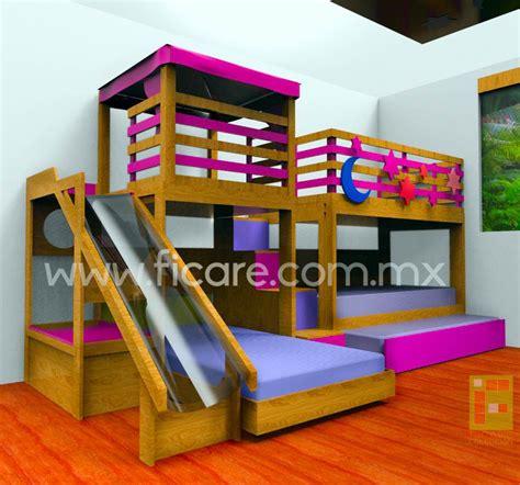 Muebles Ficare | Recámaras infantiles, literas infantiles ...