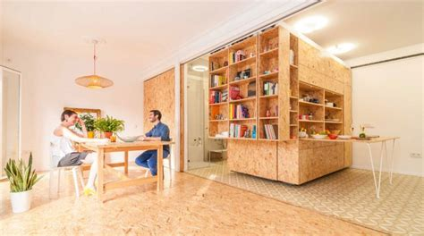 Muebles giratorios para viviendas pequeñas | Vivir Hogar