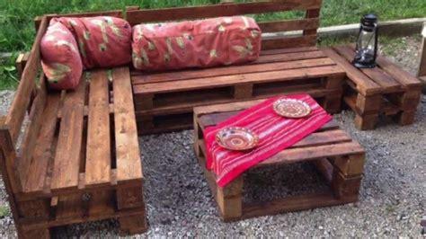 Muebles Hechos Con Palets Imagenes Modelos Cajones Llantas ...