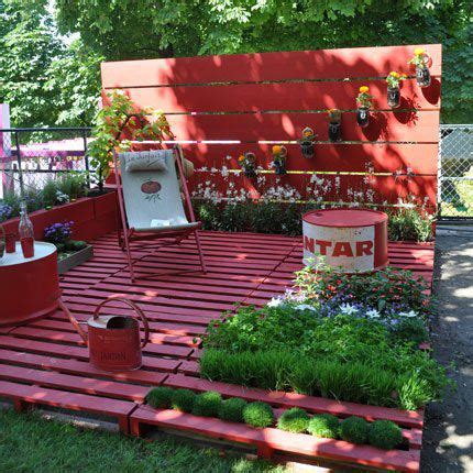 Muebles hechos con palets para decorar tu casa o jardín