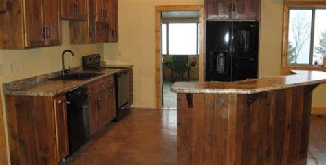 Muebles hechos con palets • Muebles de cocina con palets