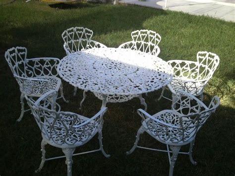 Muebles jardin aluminio [ANUNCIOS agosto] | Clasf