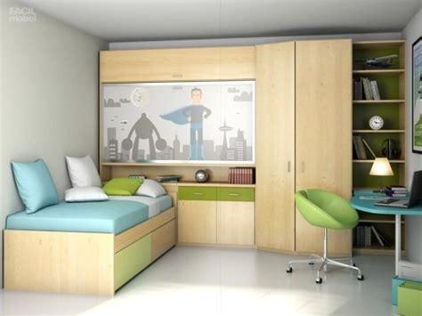 Muebles para dormitorios juveniles Fácil Mobel