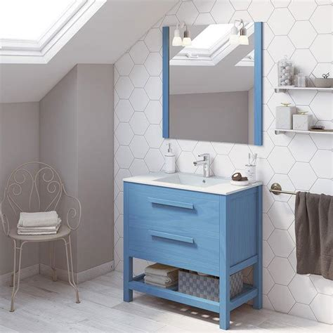 Muebles para lavabos con pedestal - BlogDecoraciones