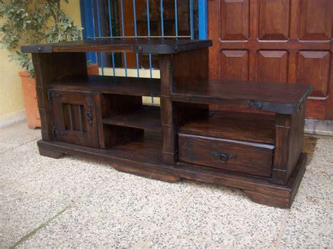 Muebles Para Tv De Madera Rusticos – cddigi.com