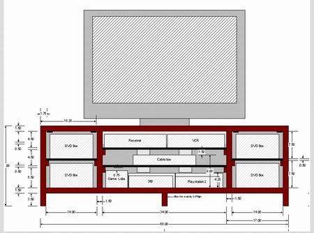 Muebles para TV de pantalla plana | Ideas   DecoraHOY ...
