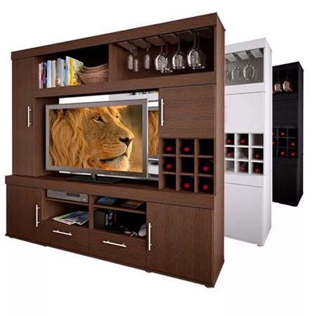 Muebles Para Tv Plana. De. Mesa Rack Para Tv Lcd Led R ...