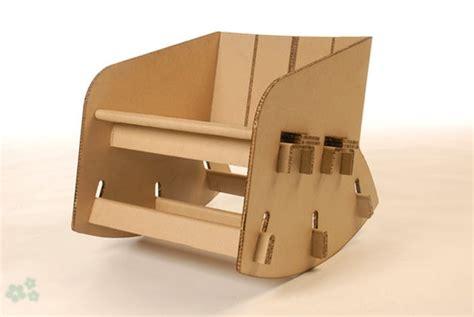 muebles reciclados de carton 21   Javies.com