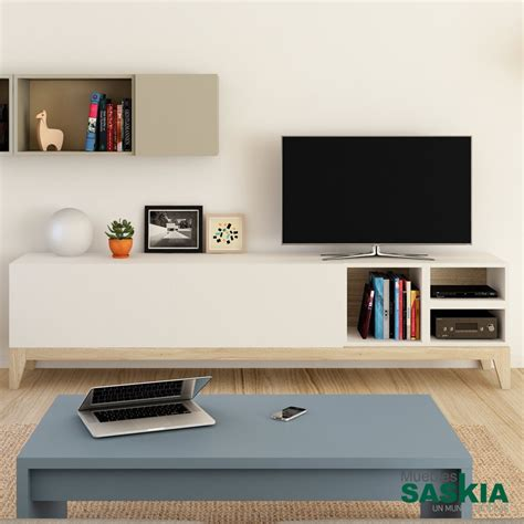 Muebles TV Salón Moderno | Muebles Saskia en Pamplona