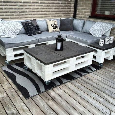 Muebles y objetos hechos con palets de madera - Decoración ...