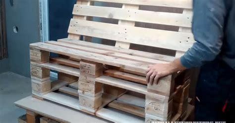 Mueblesdepalets.net: ¿Cómo hacer un sofá con palets?