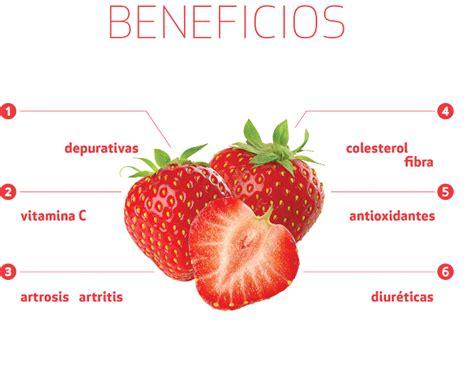 » Muerde una fresa para luchar contra el cáncer