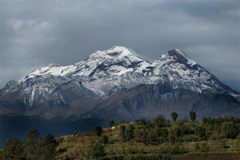 Muere alpinista cuando escalaba el Iztaccíhuatl ...