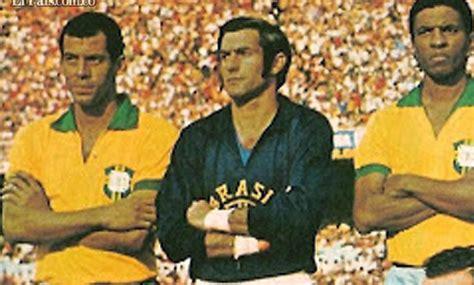 Muere Félix, portero de la selección brasileña que ganó el ...
