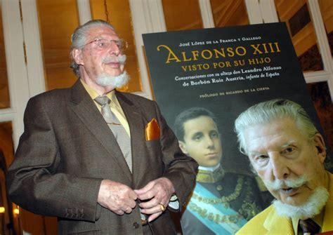 Muere Leandro de Borbón