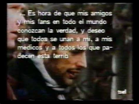 Muerte de Freddie Mercury Parte 3   YouTube