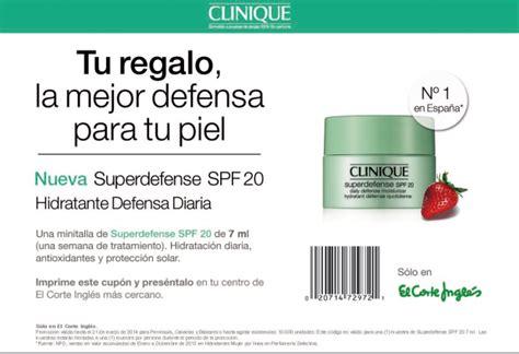 Muestra gratis: crema hidratante Superdefense SPF 20 de ...