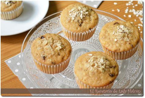muffins de avena | facilisimo.com