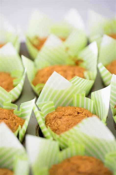 Muffins de avena, perfecto desayuno para llevar ...