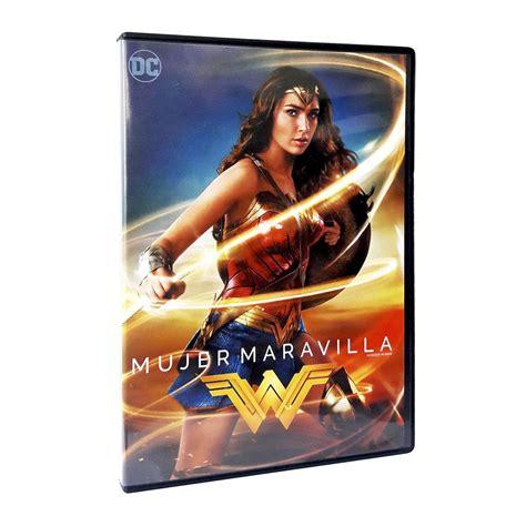 Mujer Maravilla 2017 Película en DVD   Famsa.com®