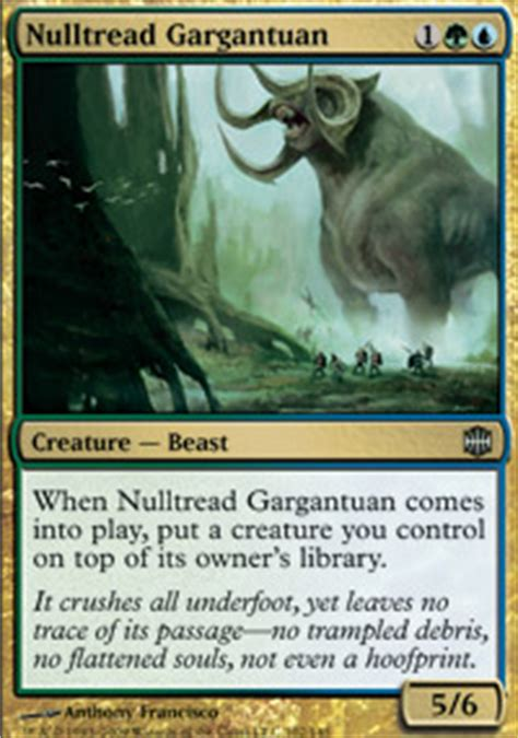 Mumbling Aardvark #1 - Introduction and casual Commander ...