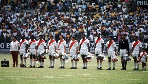 Mundial 1970: Se cumplen 44 años del Perú 2-4 Brasil (FOTOS)