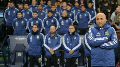 Mundial 2018: cuándo entregará Sampaoli la lista de ...