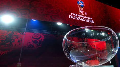Mundial 2018 en Rusia