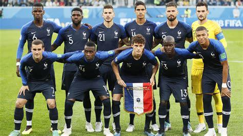 Mundial 2018: Francia, una potencia de futuro | Marca.com