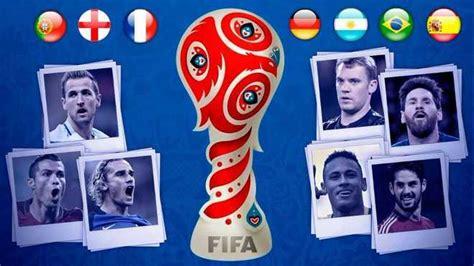 Mundial 2018 Rusia: Debate MARCA: ¿Quién es el máximo ...