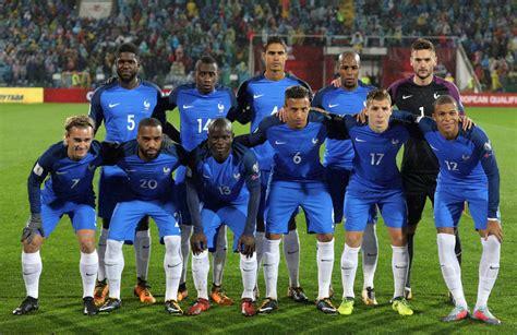 Mundial 2018: Una Francia joven y llena de posibilidades ...