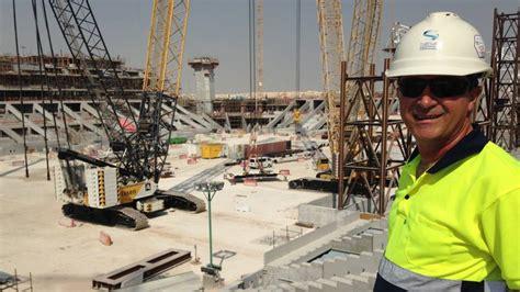 Mundial 2022 El próximo estadio de Qatar 2022 está en ...