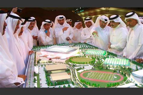 Mundial de Catar 2022 podría cambiar de sede y mudarse a ...