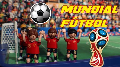 MUNDIAL DE FÚTBOL PLAYMOBIL  WORLD CUP   YouTube