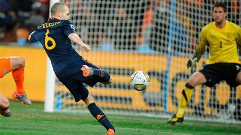Mundial | España | Se cumplen cuatro años del gol de ...