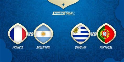 Mundial Rusia 2018 EN VIVO: ver Argentina vs Francia y ...