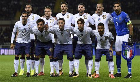 Mundial Rusia 2018: Italia reveló sus convocados para ...