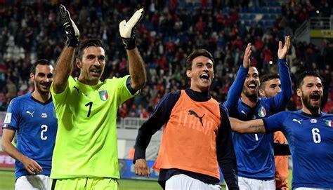 Mundial Rusia 2018: los convocados de Italia para sus ...