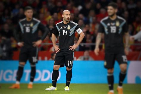 Mundial Rusia 2018: ¿Mascherano se queda afuera de la ...