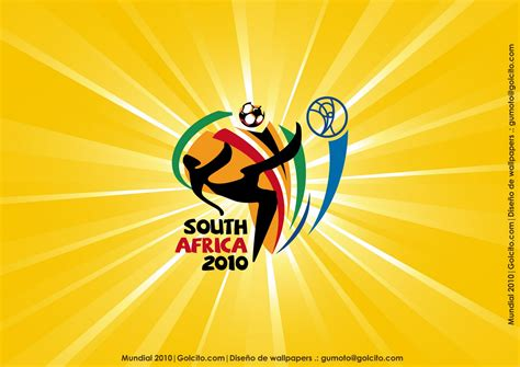 Mundial Sudafrica 2010: Protector de pantalla, Wallpaper ...