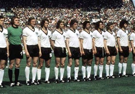 Mundiales de Fútbol: Mundial Alemania 1974
