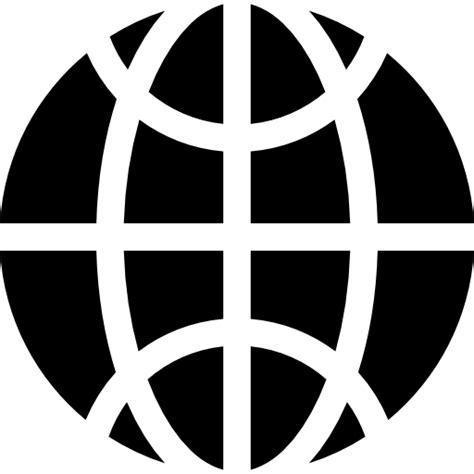 Mundo bola   Iconos gratis de formas