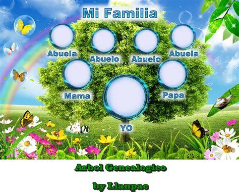 MUNDO TIC INFANTIL: ÁRBOL GENEALÓGICO