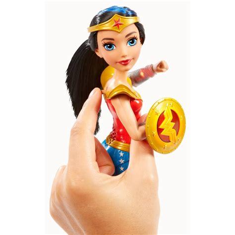 Muñeca Mujer Maravilla Poder En Acción   Dc Super Hero ...
