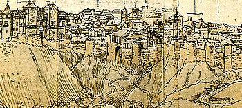 Muralla musulmana de Madrid   Wikipedia, la enciclopedia libre