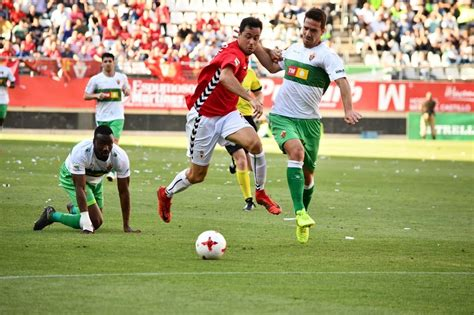 Murcia vs Elche en directo la ida del playoff de ascenso a ...